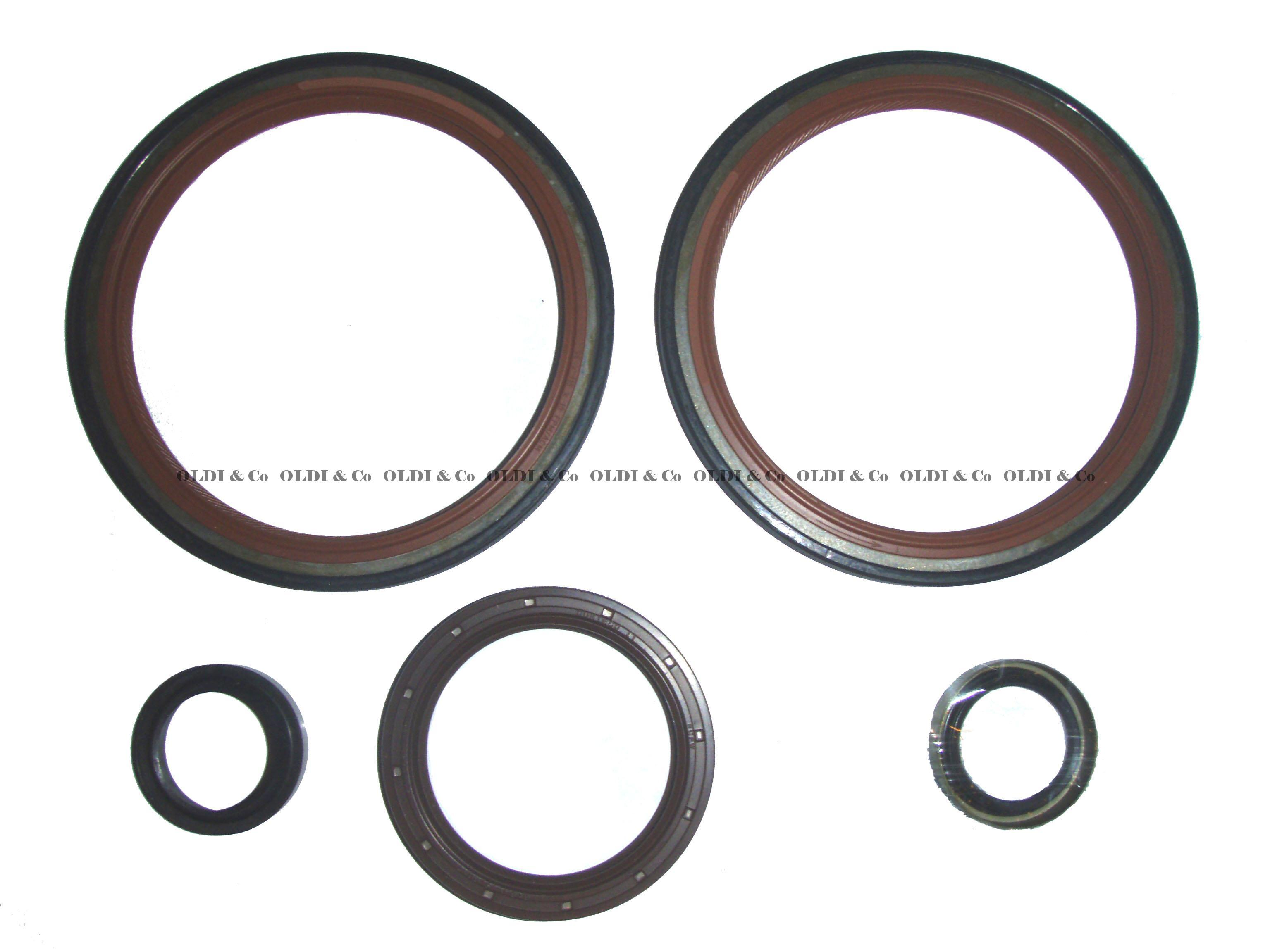 32.094.16025 - Детали КПП - Комплект сальников - Transmission parts - Oil seal kit - CEI - 298.027; EURORICAMBI - 95.53.1563; INFO - 1304 298 939, 1304298939; IVECO - 93161445; MAN - 81.32900-6044; OLDI - 32.094.16025; RENAULT - 5001823976; Z.F. - 1304.298.939